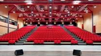 Salle du diapason à Saint marcellin jauge 622 places