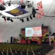 Congrès CGT à Montreuil, mission de direction technique pour la société PALMPROD